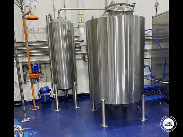 Used Complete PET Line for Water 500 bph - 13