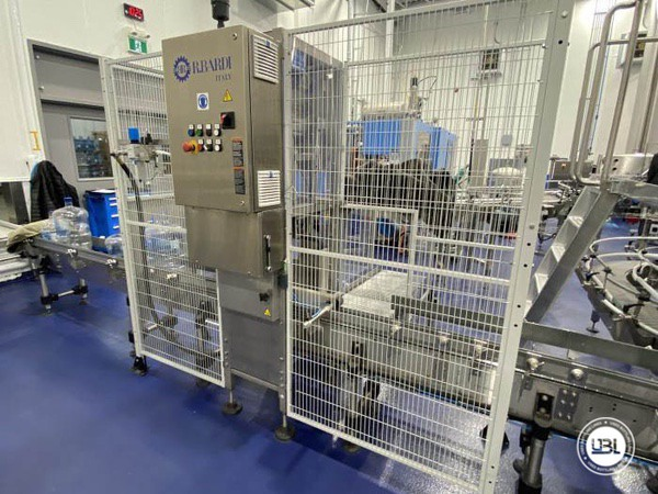 Used Complete PET Line for Water 500 bph - 8