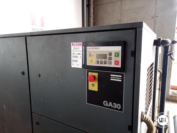 Used Compressor Atlas Copco GA30 - 5