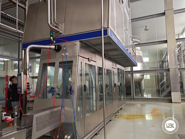 Used Complete Brik Line for Dairy 24000 bph - 2