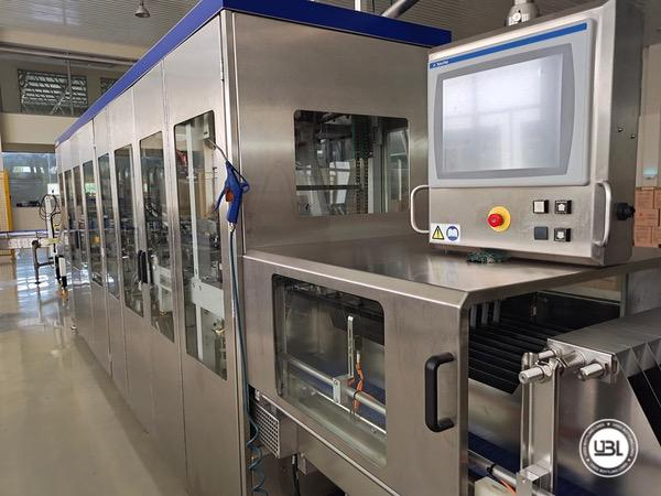 Used Complete Brik Line for Dairy 24000 bph - 14