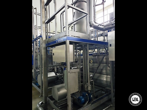 Used Complete Brik Line for Dairy 24000 bph - 3