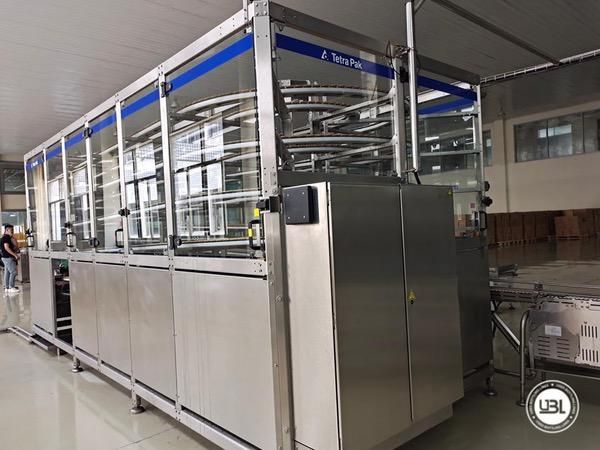 Used Complete Brik Line for Dairy 24000 bph - 4