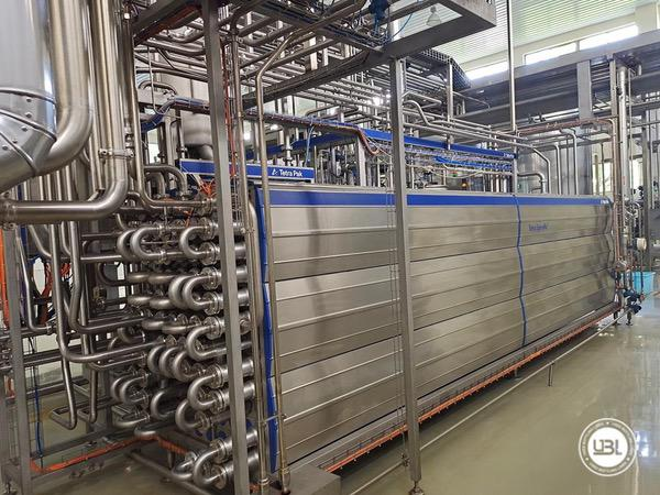 Used Complete Brik Line for Dairy 24000 bph - 5