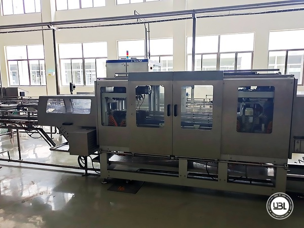 Used Complete Brik Line for Dairy 24000 bph - 7