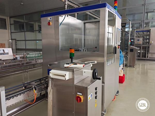 Used Complete Brik Line for Dairy 24000 bph - 8