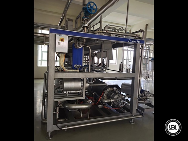 Used Complete Brik Line for Dairy 24000 bph - 10