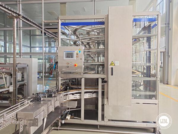 Used Complete Brik Line for Dairy 24000 bph - 12