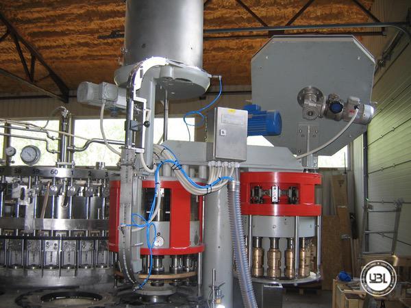 Used Isobaric Filling Machine Sarcmi AZZURRA 60/12/12 - 10