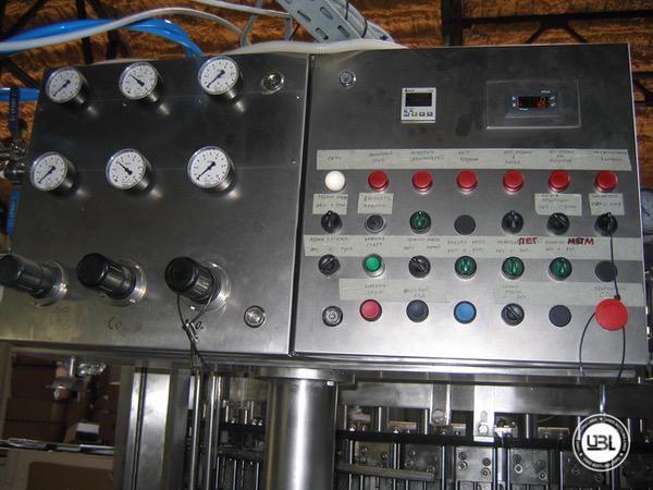 Used Isobaric Filling Machine Sarcmi AZZURRA 60/12/12 - 11