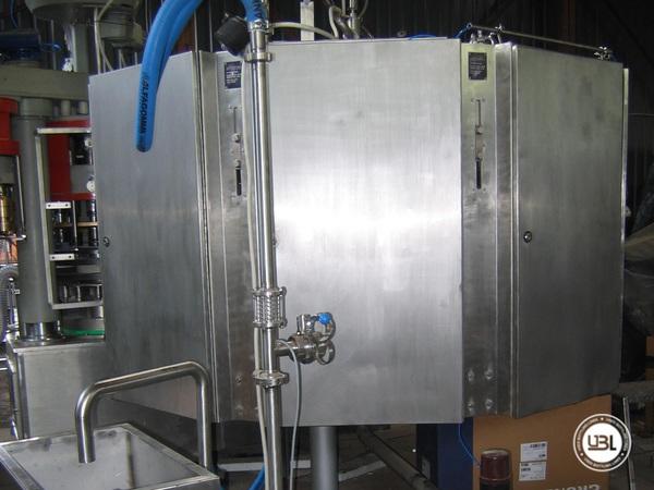 Used Isobaric Filling Machine Sarcmi AZZURRA 60/12/12 - 14