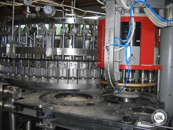 Used Isobaric Filling Machine Sarcmi AZZURRA 60/12/12 - 16