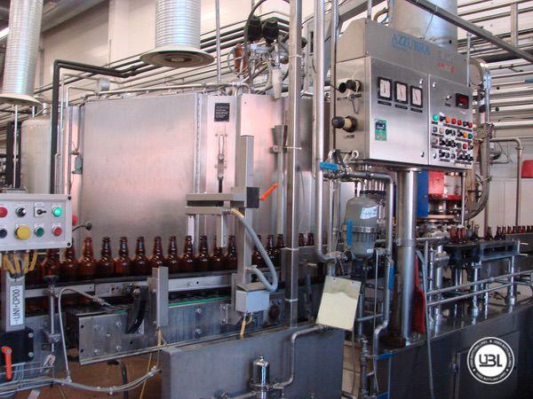 Used Isobaric Filling Machine Sarcmi AZZURRA 60/12/12 - 5