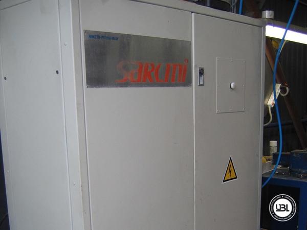 Used Isobaric Filling Machine Sarcmi AZZURRA 60/12/12 - 6