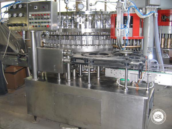 Used Isobaric Filling Machine Sarcmi AZZURRA 60/12/12 - 9