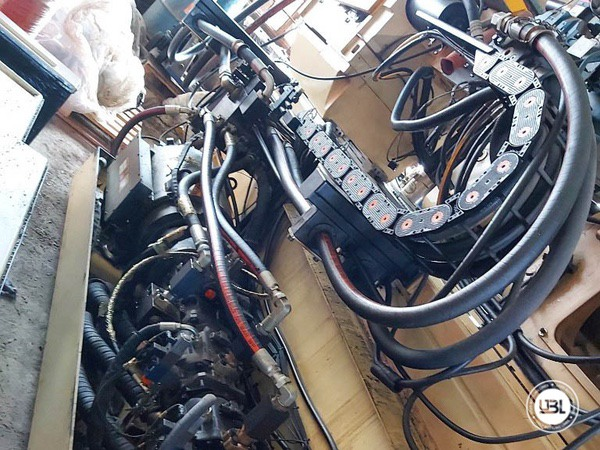Used Injection Molding Machine Husky GL300PET - 14