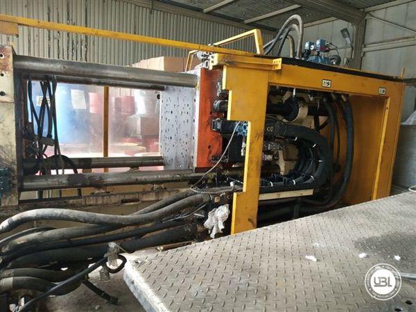 Used Injection Molding Machine Husky GL300PET - 2