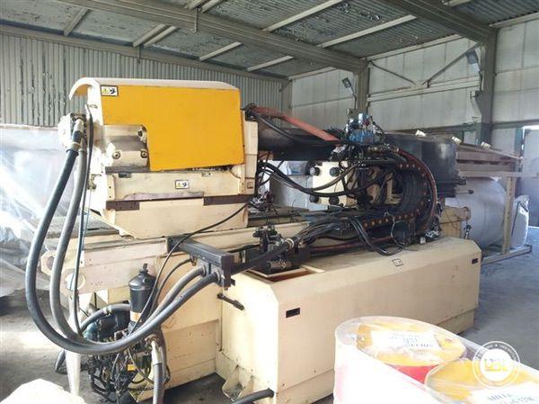 Used Injection Molding Machine Husky GL300PET - 3