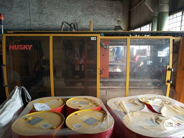 Used Injection Molding Machine Husky GL300PET - 4