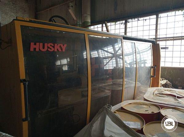 Used Injection Molding Machine Husky GL300PET - 8