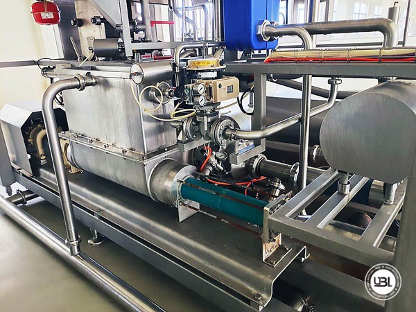 Used Complete Brik Line for Dairy 24000 bph - 9