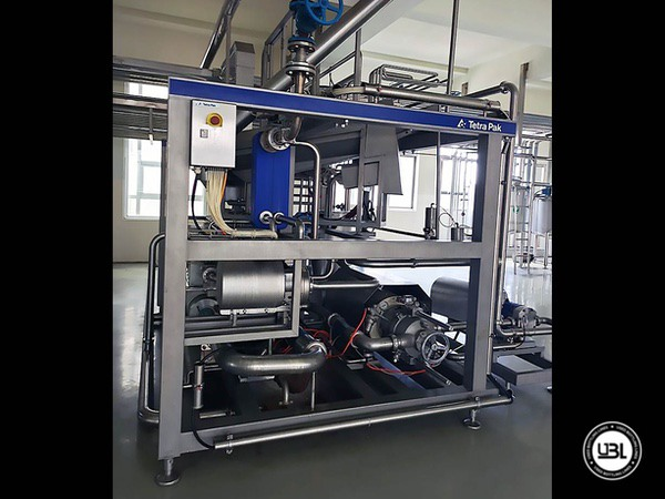 Used Complete Brik Line for Dairy 24000 bph - 11