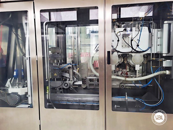 Used Complete Brik Line for Dairy 24000 bph - 13