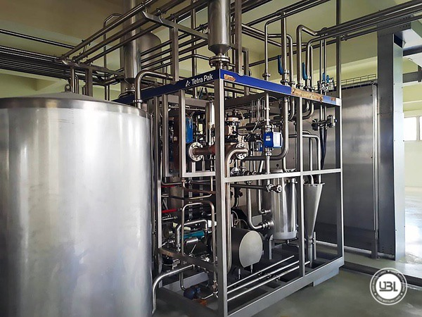 Used Complete Brik Line for Dairy 24000 bph - 17
