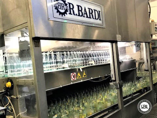Used Bottle Washing Machine Bardi NILO 2 30R - 8