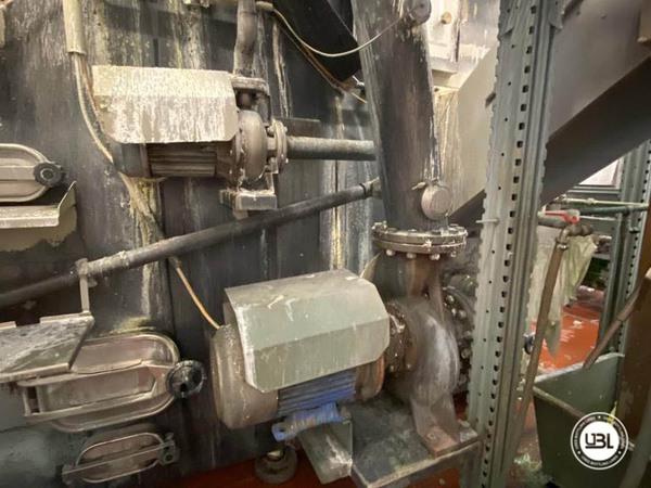 Used Bottle Washing Machine Bardi NILO 2 30R - 16