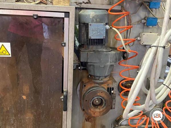 Used Bottle Washing Machine Bardi NILO 2 30R - 17