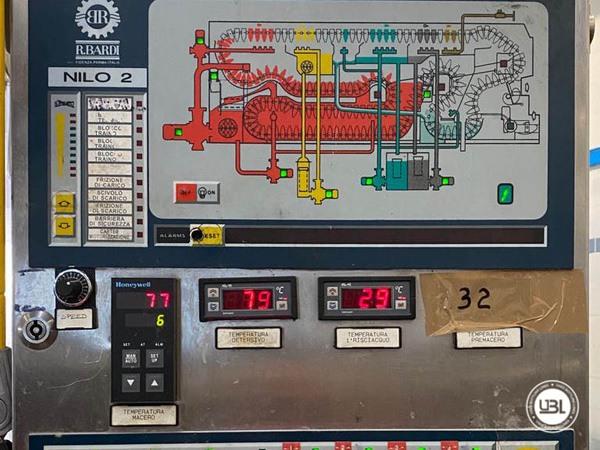 Used Bottle Washing Machine Bardi NILO 2 30R - 18