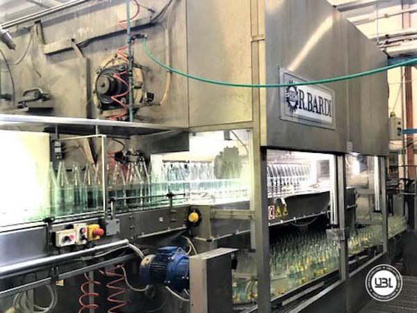 Used Bottle Washing Machine Bardi NILO 2 30R - 21