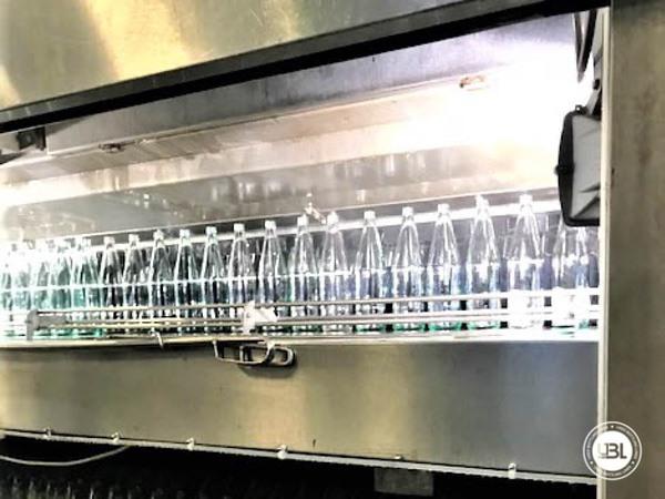 Used Bottle Washing Machine Bardi NILO 2 30R - 12