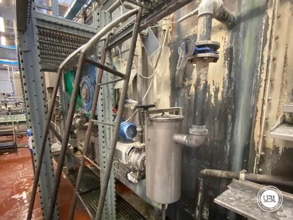 Used Bottle Washing Machine Bardi NILO 2 30R - 22