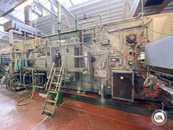 Used Bottle Washing Machine Bardi NILO 2 30R - 11