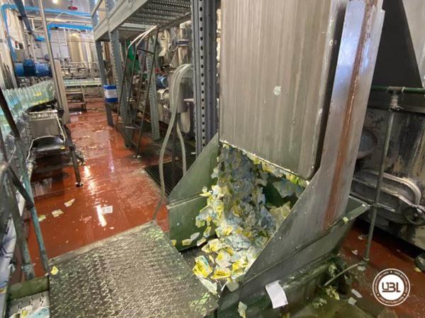 Used Bottle Washing Machine Bardi NILO 2 30R - 15
