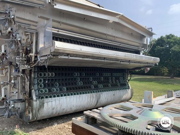 Used Bottle Washing Machine Krones KES-2-4-430/35-110-R-VL - 1