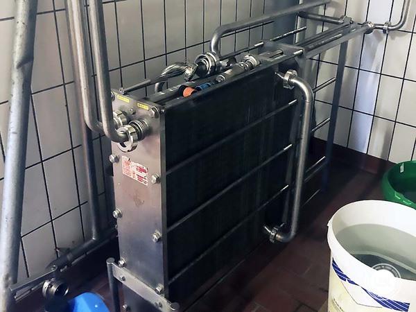 Komplette Abfüllanlage für Bier - 11