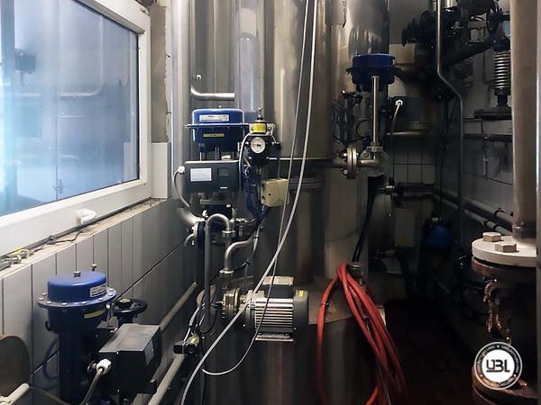 Komplette Abfüllanlage für Bier - 12