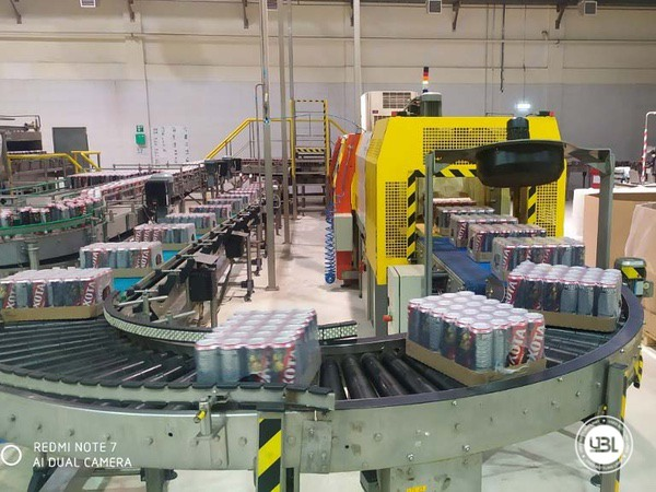 Complete Can Line for Beer - 19