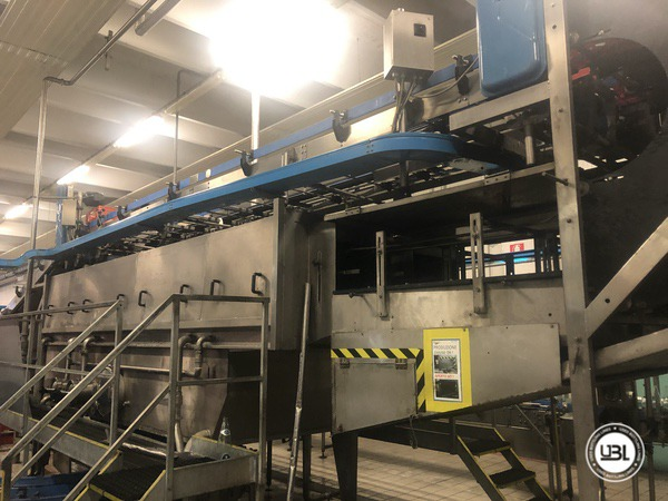 Complete Glass Line for Sparkling Water, Water - 22