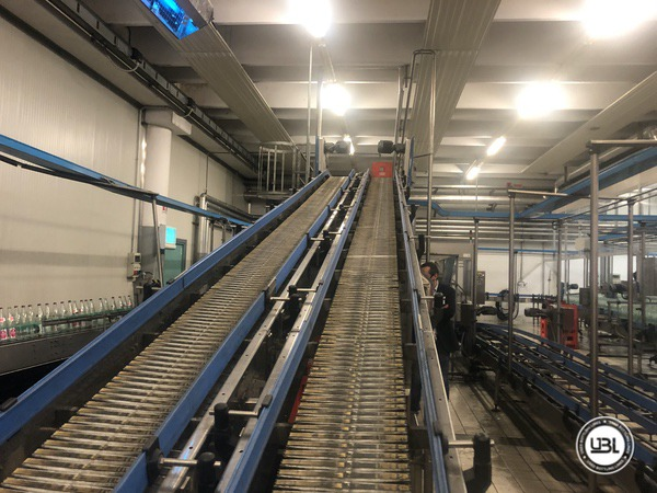 Complete Glass Line for Sparkling Water, Water - 23