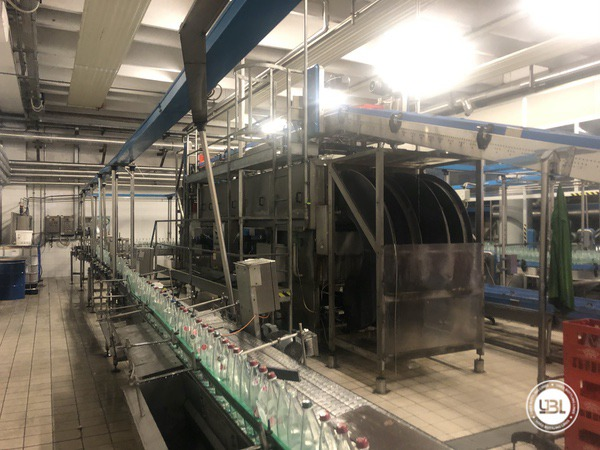 Complete Glass Line for Sparkling Water, Water - 27