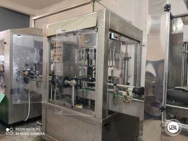 Used Volumetric Filling Machine GAI 21116 year 2009 3000 bph - 1