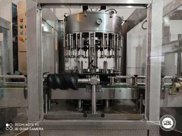 Used Volumetric Filling Machine GAI 21116 year 2009 3000 bph - 2