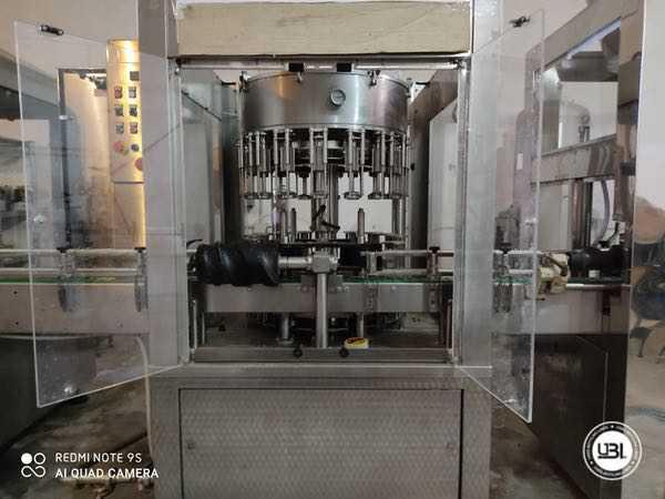Used Volumetric Filling Machine GAI 21116 year 2009 3000 bph - 3