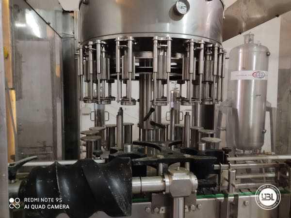 Used Volumetric Filling Machine GAI 21116 year 2009 3000 bph - 4