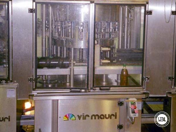 Used Isobaric Filling Machine Vir Mauri 12/24/1 - 1