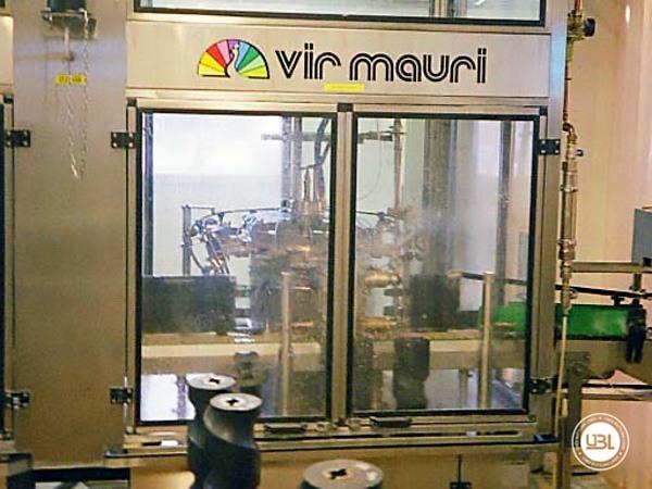 Used Isobaric Filling Machine Vir Mauri 12/24/1 - 5